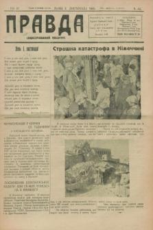 Pravda : ilûstrovannij časopis. R.4, č. 43 (2 listopada 1930)