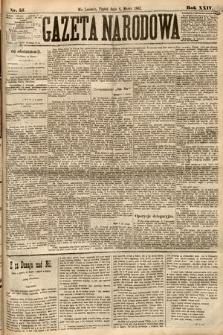 Gazeta Narodowa. 1885, nr53