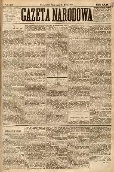 Gazeta Narodowa. 1885, nr63