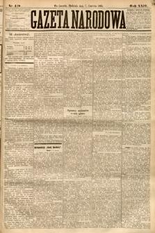 Gazeta Narodowa. 1885, nr128