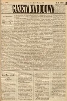 Gazeta Narodowa. 1885, nr200