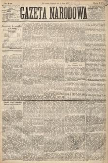 Gazeta Narodowa. 1877, nr148