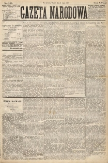 Gazeta Narodowa. 1877, nr149