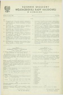 Dziennik Urzędowy Wojewódzkiej Rady Narodowej w Sieradzu. 1983, nr 2 (15 marca)