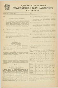 Dziennik Urzędowy Wojewódzkiej Rady Narodowej w Sieradzu. 1983, nr 8 (15 września)
