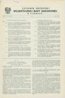 Dziennik Urzędowy Wojewódzkiej Rady Narodowej w Sieradzu. 1984, nr 3 (9 maja)