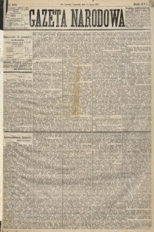 Gazeta Narodowa. 1877, nr151