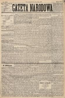 Gazeta Narodowa. 1877, nr154