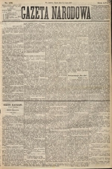 Gazeta Narodowa. 1877, nr158