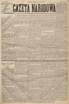 Gazeta Narodowa. 1877, nr159