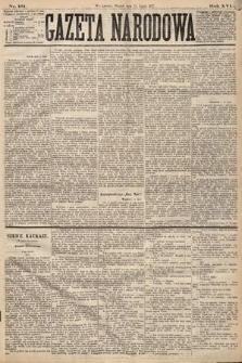 Gazeta Narodowa. 1877, nr161