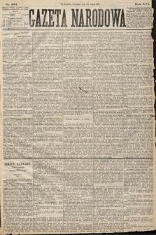 Gazeta Narodowa. 1877, nr163