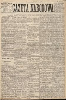 Gazeta Narodowa. 1877, nr164