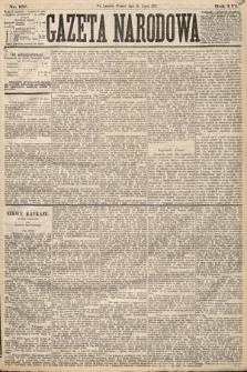 Gazeta Narodowa. 1877, nr167