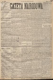Gazeta Narodowa. 1877, nr168