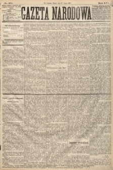Gazeta Narodowa. 1877, nr170