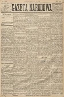 Gazeta Narodowa. 1877, nr171
