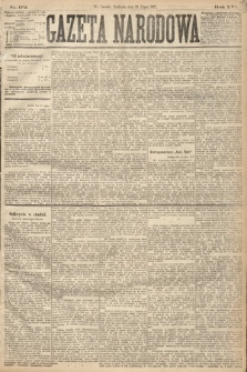 Gazeta Narodowa. 1877, nr172