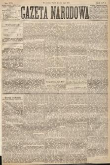 Gazeta Narodowa. 1877, nr173