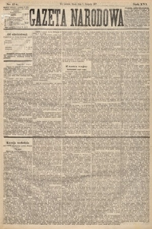 Gazeta Narodowa. 1877, nr174