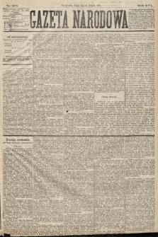 Gazeta Narodowa. 1877, nr176