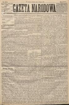 Gazeta Narodowa. 1877, nr178