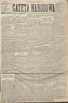 Gazeta Narodowa. 1877, nr180