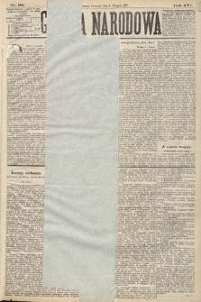 Gazeta Narodowa. 1877, nr181