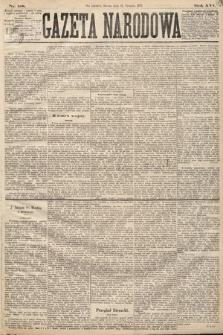 Gazeta Narodowa. 1877, nr188