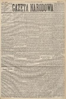 Gazeta Narodowa. 1877, nr194