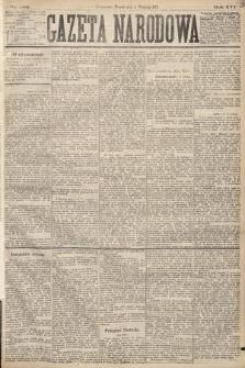 Gazeta Narodowa. 1877, nr202