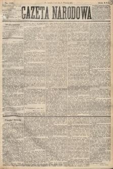 Gazeta Narodowa. 1877, nr203