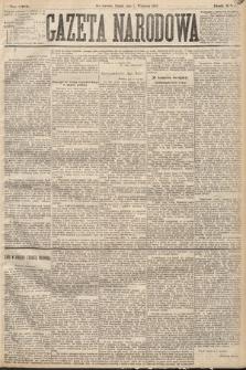 Gazeta Narodowa. 1877, nr205