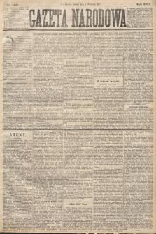 Gazeta Narodowa. 1877, nr206