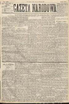 Gazeta Narodowa. 1877, nr208