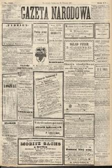 Gazeta Narodowa. 1877, nr223