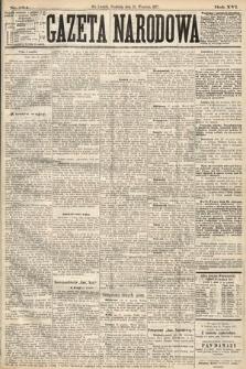 Gazeta Narodowa. 1877, nr224