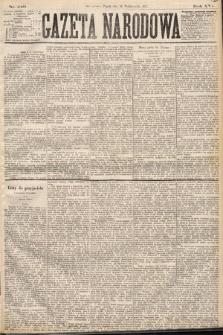 Gazeta Narodowa. 1877, nr240