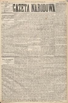Gazeta Narodowa. 1877, nr248