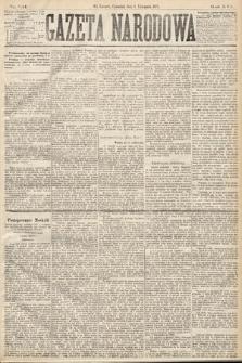 Gazeta Narodowa. 1877, nr251