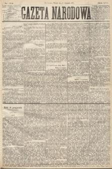 Gazeta Narodowa. 1877, nr254