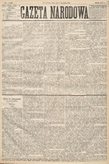 Gazeta Narodowa. 1877, nr255