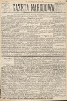 Gazeta Narodowa. 1877, nr258