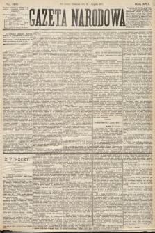 Gazeta Narodowa. 1877, nr262