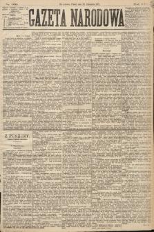 Gazeta Narodowa. 1877, nr269