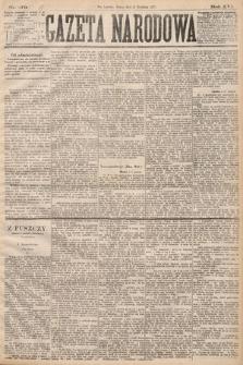 Gazeta Narodowa. 1877, nr279