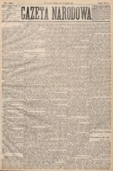 Gazeta Narodowa. 1877, nr283