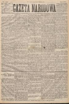 Gazeta Narodowa. 1877, nr284
