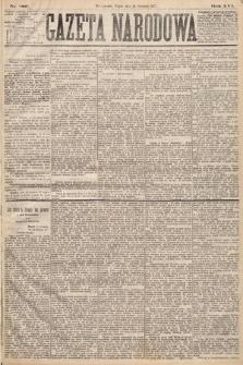 Gazeta Narodowa. 1877, nr286