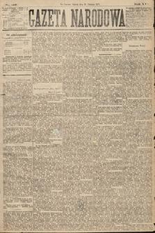 Gazeta Narodowa. 1877, nr297